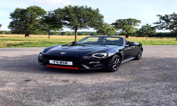 Showcase cover image for Abarth 124 Spider