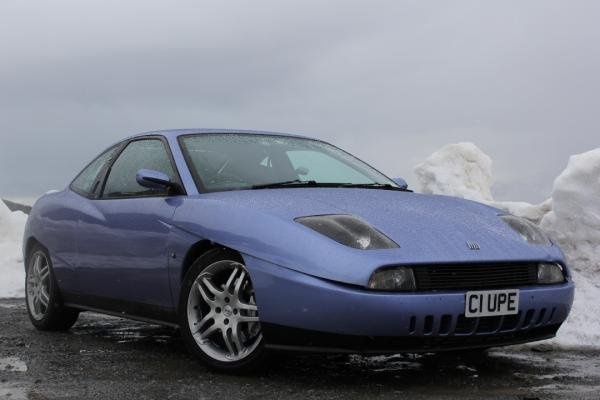 Showcase cover image for azzura's 1996 Fiat Coupe 20v turbo