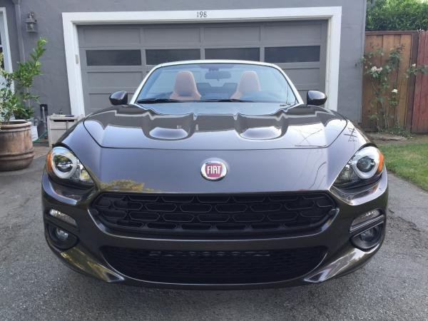 Showcase cover image for pailzkelly's 2017 Fiat 124