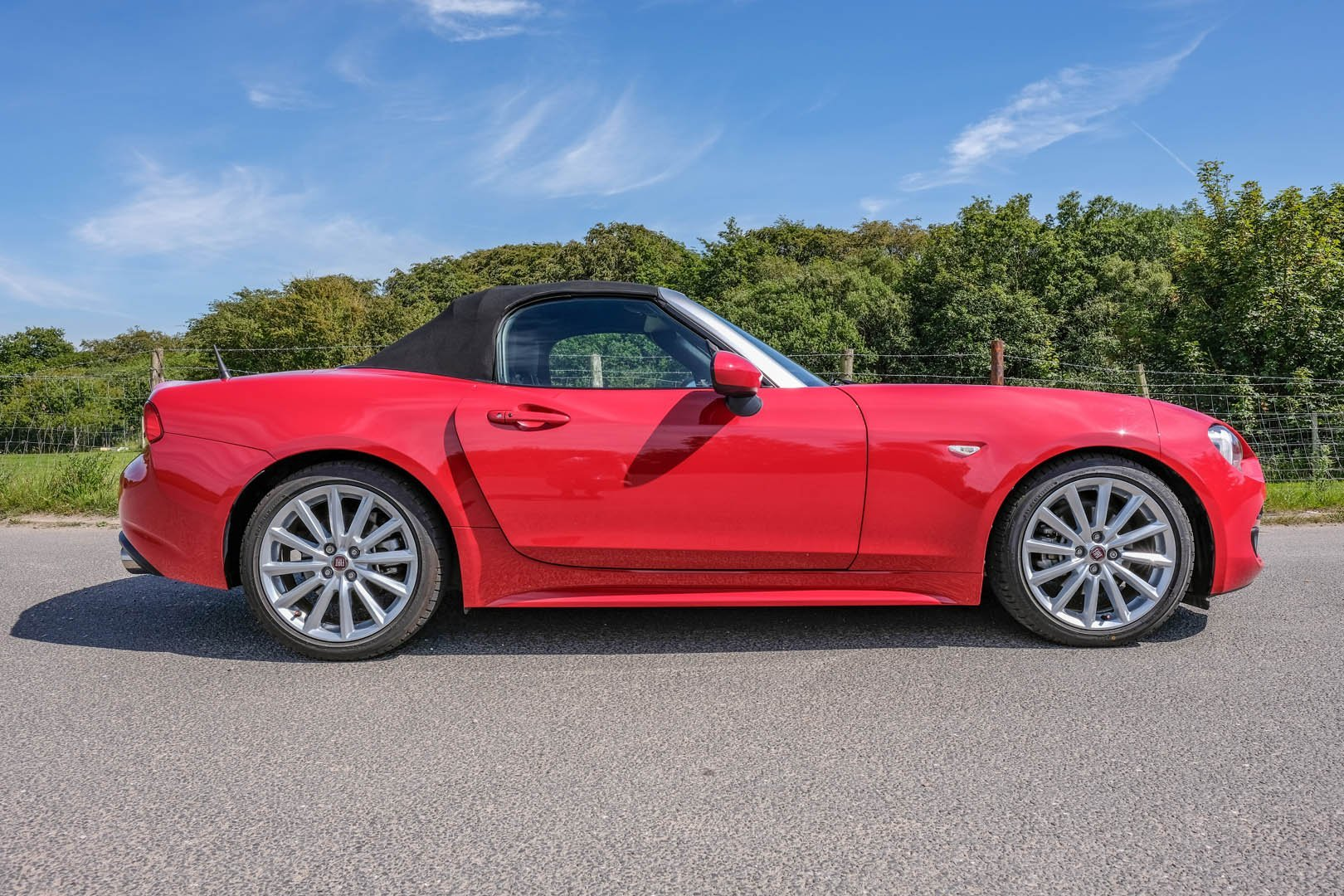 Fiat 124 Spider//Abarth 17/' Eibach Pro-Kit Performance Lowering Springs