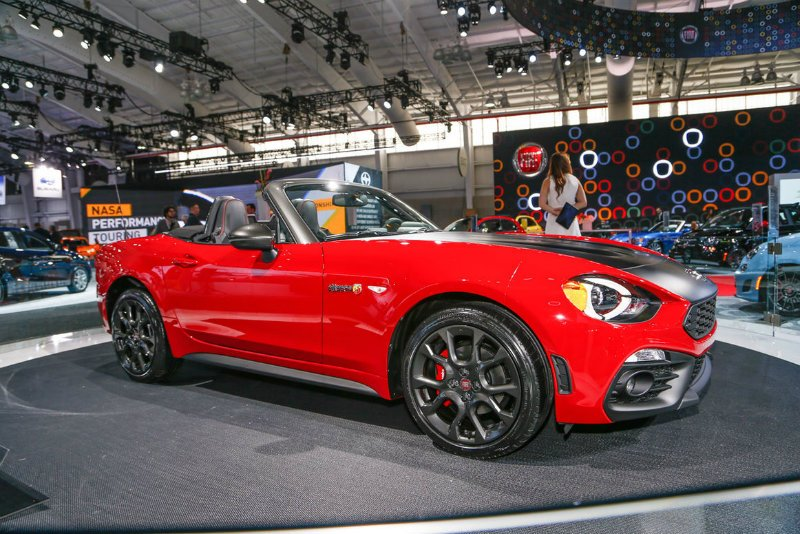 fiat 124 spider elaborazione abarth is like the miata club. Black Bedroom Furniture Sets. Home Design Ideas